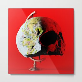 The New World Metal Print