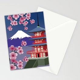 Mount Fuji 1 Stationery Cards