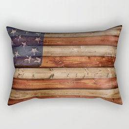 america Rectangular Pillow