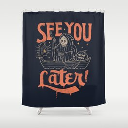 See You Shower Curtain