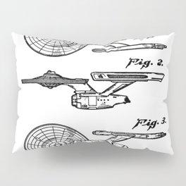 Spaceship toy Pillow Sham