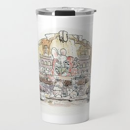 Thumbelina's house! Travel Mug