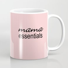 Mama Essentials Pantone 2016-Rose Quartz Mug