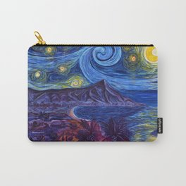 Honolulu Starry Nights Carry-All Pouch