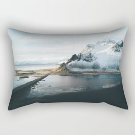 Iceland Adventures - Landscape Photography Rectangular Pillow