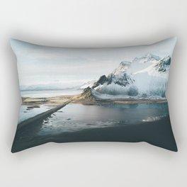 Iceland Adventures - Landscape Photography Rectangular Pillow