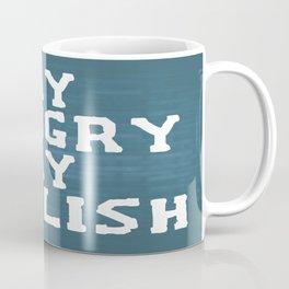 Stay hungry, Stay Foolish Steve jobs Inspirational Motivational Quotes Coffee Mug