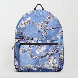 Vincent Van Gogh Almond BlossomS Blue Backpack