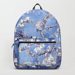 Vincent Van Gogh Almond BlossomS Blue Backpack