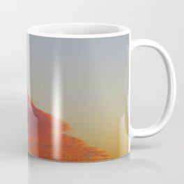 Fire Cloud Mountain Coffee Mug