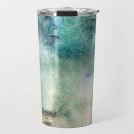 Earth Tones Travel Mug