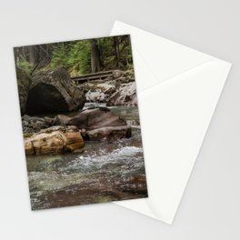 A Forest Fit for Fairies - Glacier NP Stationery Cards