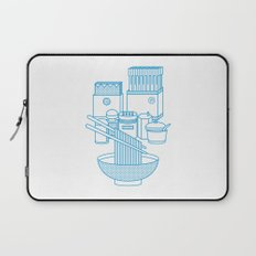 Ramen Set Laptop Sleeve