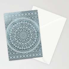 BOHO MANDALA BANDANA Stationery Cards