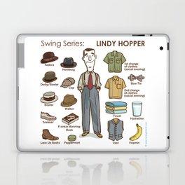 SWING SERIES: LINDY HOPPER Laptop & iPad Skin
