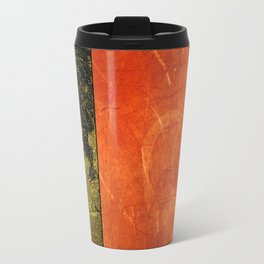 Abstract #157 Travel Mug