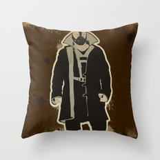 The Dark Knight: Bane Throw Pillow