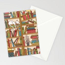 Bookshelf No. 1 Stationery Cards
