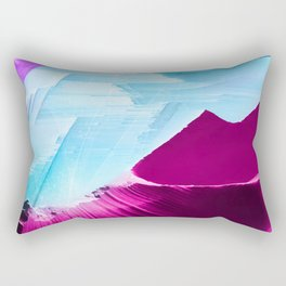 Incalculable Circumstance Rectangular Pillow