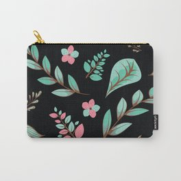 Flower Design Series 19 Carry-All Pouch
