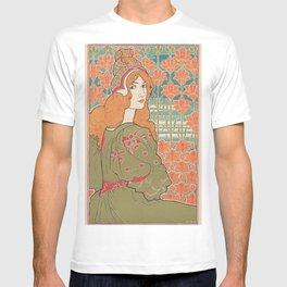 Jane - Louis Rhead - 1897 T-shirt