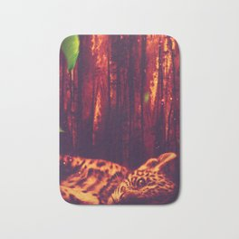 Save The Forest Bath Mat