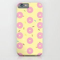 Donut Delux Sprinkles Pattern iPhone 6s Slim Case