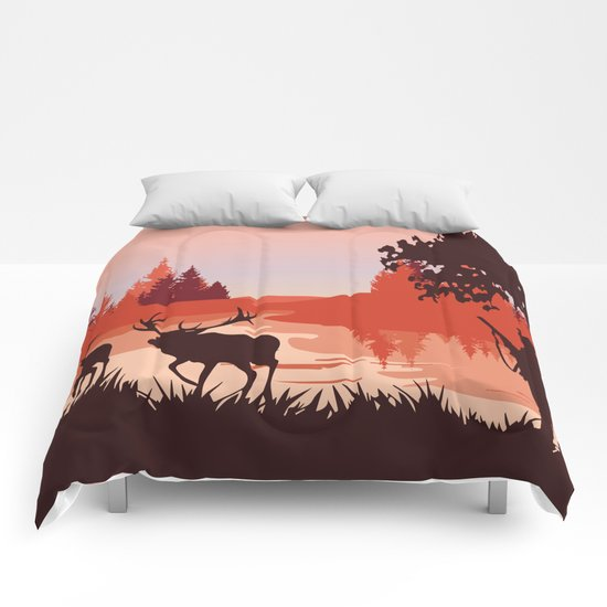 My Nature Collection No. 48 Comforters