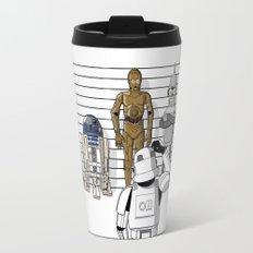 Star Wars Droid Lineup Travel Mug