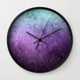 Abstract XI Wall Clock