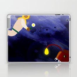 The Depths Of Love Laptop & iPad Skin