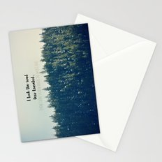 Where the.... ? Stationery Cards