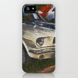 Shelby GT350 iPhone Case