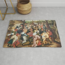The Wedding Dance Rug
