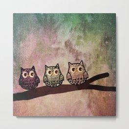 owl-46 Metal Print