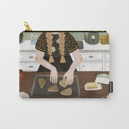 baking scones Carry-All Pouch