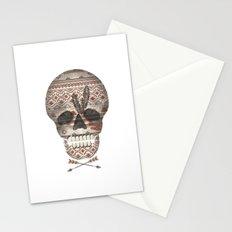 SKULL & ARROW  Stationery Cards