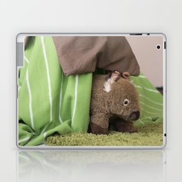 Wombat's Classiest Burrow Yet Laptop & iPad Skin
