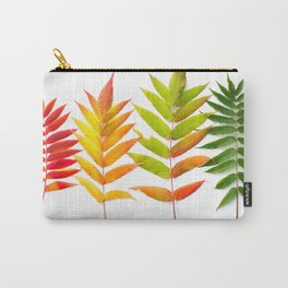 Rainbow Sumac for Autumn in Canada Carry-All Pouch