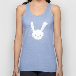 minima - splatter rabbit  Unisex Tank Top