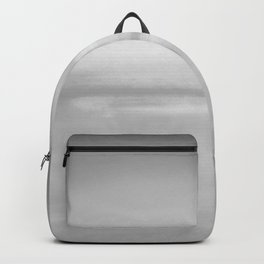 New Day 15 Grey Gray - Abstract Art Series Backpack