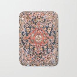 Djosan Poshti West Persian Rug Print Bath Mat