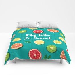 Sweet Life Comforters