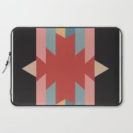 Red Star - Style Me Stripes Laptop Sleeve