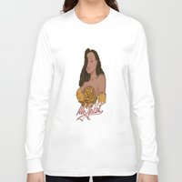 "lebron Long Sleeve T-shirts featuring ""Ms. Rabbit""  by SaintCastro"