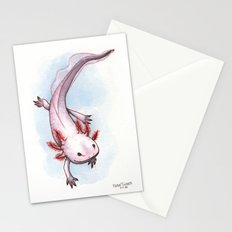 AXOLOTL Stationery Cards