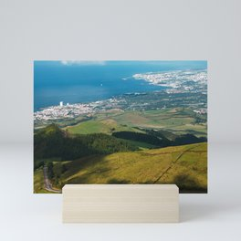 Sao Miguel island Mini Art Print