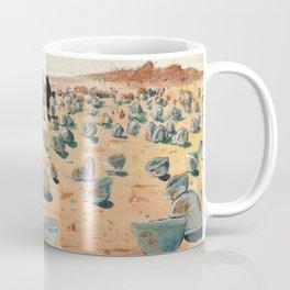 The Battlefield. Coffee Mug