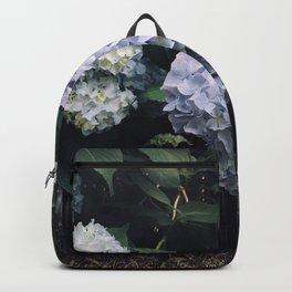 Hydrangeas & Hose Backpack