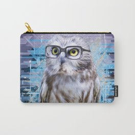 The Scientist Owl Carry-All Pouch